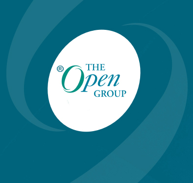 The Open Group footer